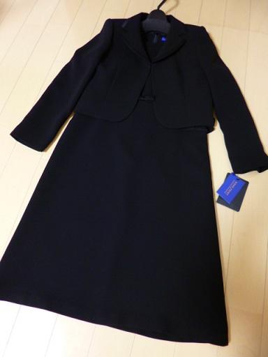 TOKYO SOIR(東京ソワール)でワンピースとジャケットのセットを買いました~
