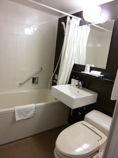お風呂、トイレ、きれいでした~