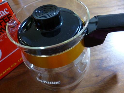 ボンマックのコーヒーサーバーを買いました~
