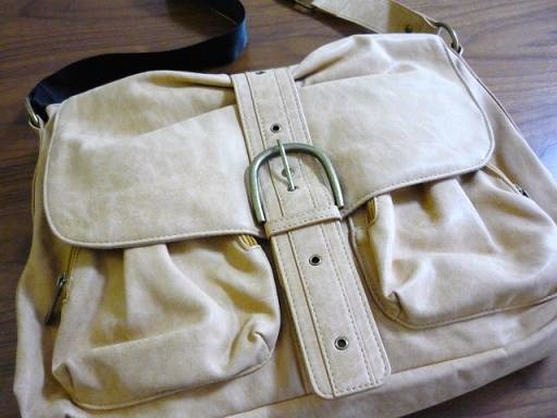 Dlabostore、オリジナルデザインのダブルポケットショルダーが届きましたよん~