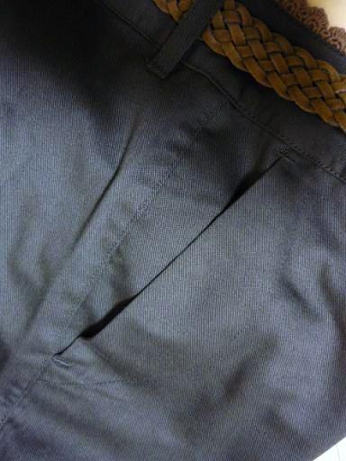 素材の良さと縫製の良さが・・・・