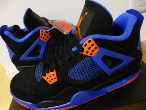 青と黒とオレンジのバランスが絶妙