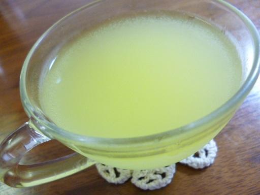 レモンジュースみたいな酸味がおいしい