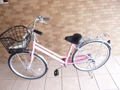 自転車まで通販しちゃった❤