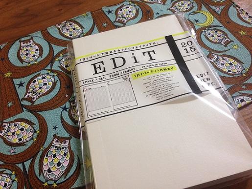 EDiT&spia コラボレーション