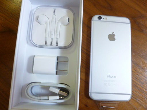 iPhone6に機種変更~