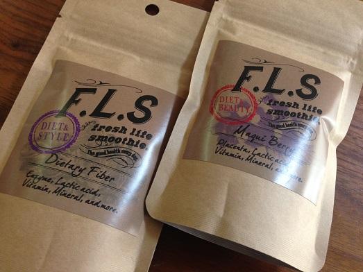 F.L.S フレッシュライフスムージーをお試しさせていただきました❤