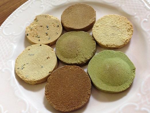ホオリイのクッキーはとにかく固いのが特徴