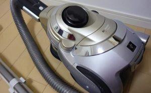 キャニスター型の掃除機が普通だったのになぁ