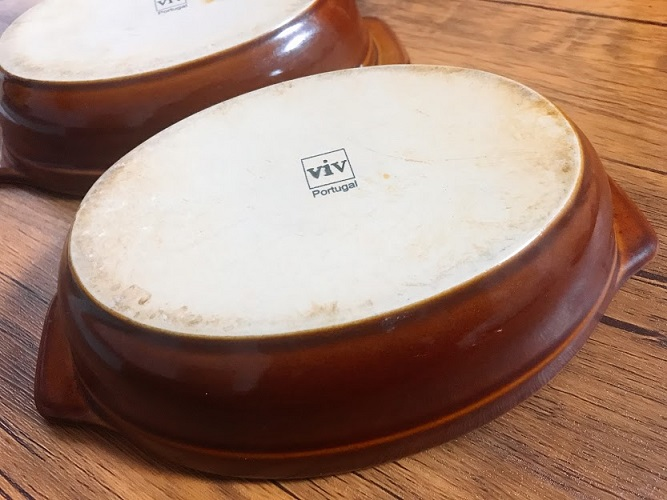 viv NON-STICK OVENWAREのグラタン皿